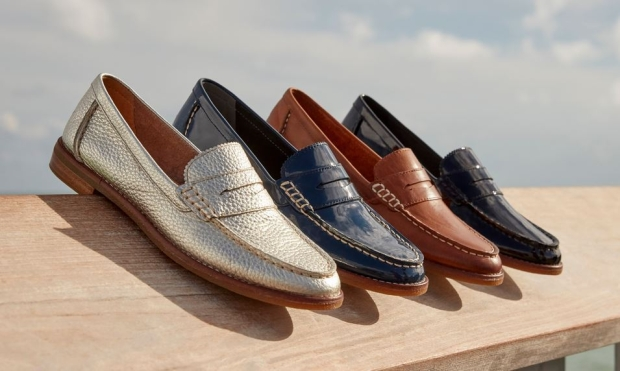 Sperry's 2017 Seaport Penny Loafer Collection